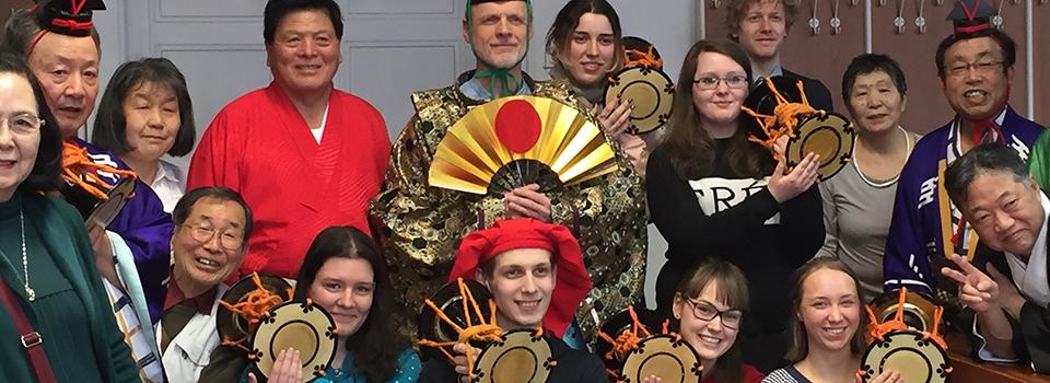 伝統文化体験プログラム